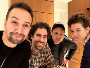 You guys go to bed. We have a late night #InTheHeightsMovie production meeting! https://t.co/V5H4OoTbie: You guys go to bed. We have a late night #InTheHeightsMovie production meeting! https://t.co/V5H4OoTbie