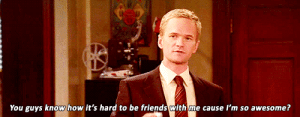 Friends, Http, and Awesome: You guys know how it's hard to be friends with me cause I'm so awesome? http://iglovequotes.net/
