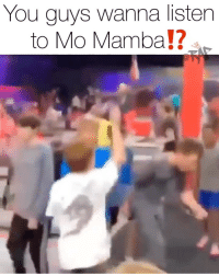 Crazy, Friends, and Memes: You guys wanna listen  to Mo Mamba!? sheckwes got the world going crazy‼️ Follow @bars for more ➡️ DM 5 FRIENDS