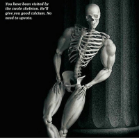 . . . . meme memes meme dank triggered meme weed triggered meme memesdaily: You have been visited by  the swole skeleton. He'll  give you good calcium. No  need to upvote. . . . . meme memes meme dank triggered meme weed triggered meme memesdaily