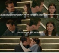 Memes, Mean, and Mind: You have crazier eyes than anybody I've ever meet  Shouldnt you be going back upstairs?  mean youre out of your mind. Youre just absolutely insane.  Shouldnt you be going back upstairs  I've missed you so m This moment 😍❤️ #HIMYM https://t.co/uX2GD3ons8