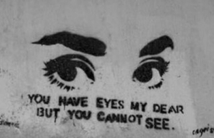 You, Dear, and Eyes: YOu HAVE EYES MY DEAR  , BUT YOU CANNOT SEE. 岬  cages