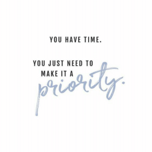 Time, Make, and You: YOU HAVE TIME.  YOU JUST NEED TO  MAKE IT A