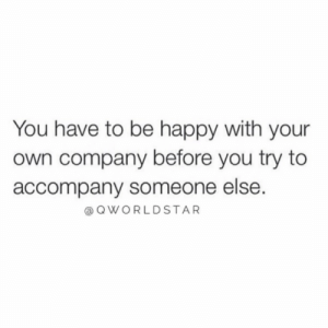 """You can't offer much when you're empty on the inside..."" 💯 @QWorldstar #PositiveVibes https://t.co/rfw1fIyYir: You have to be happy with your  own company before you try to  accompany someone else.  @ QWORLDSTAR ""You can't offer much when you're empty on the inside..."" 💯 @QWorldstar #PositiveVibes https://t.co/rfw1fIyYir"