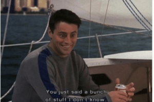 Meirl: You just said a bunch  of stuff I don't know. Meirl