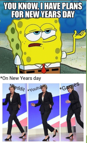 Sounds like good plans to me by SkiiidzYT MORE MEMES: YOU KNOW,D HAVE PLANS  FOR NEW YEARS DAY  es  *On New Years day  es  ddit Youtu  xG Sounds like good plans to me by SkiiidzYT MORE MEMES