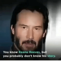 Dope, Friday, and Memes: You know Keanu Reeves  but  you probably don't know his story. NeverGiveUp by @DonnyArcade feat @nappyscales of @nappyroots And @therealelijas. Drops in all stores next Friday April 28!!! This record is super inspirational 🙌🙌🙌🙌 Great work by @teana_n_ashley_aka_nova @4biddenknowledge super dope mix by @gorillatek. @_crewzthroughlife_ @PantheonEliteRecords WeGotNext @PantheonEliteRecords @4biddenknowledge KeanuReeves neo TheMatrix Video from @chididdy26