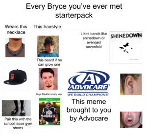 You know Kyle, you loathe Karen. Now, please give a warm welcome to Bryce!: You know Kyle, you loathe Karen. Now, please give a warm welcome to Bryce!