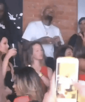 Drug, Trashy, and Can: You know you have a drug problem when you can't stop in front of hundreds of cameras