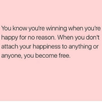 astrology is not about waiting for the perfect time to get lucky, fall in love, or reach your dreams. astrology is about realizing that all we have is now, and it's up to us to create happiness within 😌 the Universe's celestial energy is our spiritual guide along the way ✨ WeAreTheUniverse 🔮 TeamScorpio Happiness SelfLove ♏️❤️✨: You know you're winning when you're  happy for no reason. When you don't  attach your happiness to anything or  anyone, you become free. astrology is not about waiting for the perfect time to get lucky, fall in love, or reach your dreams. astrology is about realizing that all we have is now, and it's up to us to create happiness within 😌 the Universe's celestial energy is our spiritual guide along the way ✨ WeAreTheUniverse 🔮 TeamScorpio Happiness SelfLove ♏️❤️✨