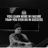 Failure is your best teacher and don't be afraid to fail!☝️️ Who agrees with this post? Drop a comment below 👇 failure lesson success millionairementor: YOU LEARN MORE IN FAILURE  THAN YOU EVER DO IN SUCCESS Failure is your best teacher and don't be afraid to fail!☝️️ Who agrees with this post? Drop a comment below 👇 failure lesson success millionairementor