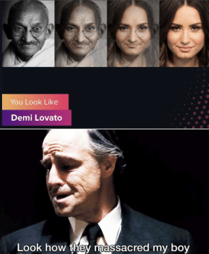 Demi Lovato, Reddit, and Boy: You Look Like  Demi Lovato  Look how they massacred my boy Don't you compare my boy mg to this addict