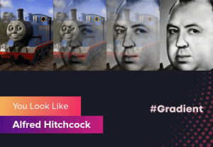 Dank Memes, Alfred Hitchcock, and Boy: You Look Like  #Gradient  Alfred Hitchcock Oh boy