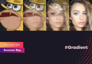 Hot: You Look Like  #Gradient  Sommer Ray Hot