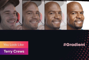 Terry Crews, Gradient, and You: You Look Like  #Gradient  Terry Crews I kinda see it... no actually not really.