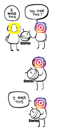 me_irl: You MADE  MADE  THIS  THIS  Stories  Stories  I MADE  THIS  Stories me_irl