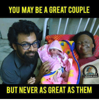 Respect 😊: YOU MAY BE A GREAT COUPLE  BHUKKAD  a/BHUKKAD BUT NEVER AS GREAT AS THEM Respect 😊