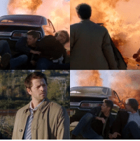 You may be cool. But you'll never be as cool as Castiel facing an explosion! :D  B   #BAMFCas 😍 12.08 – Lotus: You may be cool. But you'll never be as cool as Castiel facing an explosion! :D  B   #BAMFCas 😍 12.08 – Lotus