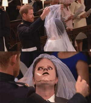 You may now kiss the Bride via /r/funny https://ift.tt/2SuAJ1d: You may now kiss the Bride via /r/funny https://ift.tt/2SuAJ1d