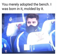 Bane, Batman, and Chelsea: You merely adopted the bench. I  was born in it, molded by it.  ba  ar Alvaro Morata doing his best Bane impression 😂👏⚽️ Bench Morata CFC Chelsea Batman