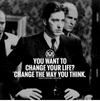 "You can't just ""think and grow rich,"" you've got todo something with those thoughts 💭🔥 millionairementor: YOU MILLIONAIREMENTOR  TO  WANT CHANGE YOUR LIFE?  CHANGE THE WAY YOUTHINK  @MILLIONAIRE MENTOR You can't just ""think and grow rich,"" you've got todo something with those thoughts 💭🔥 millionairementor"