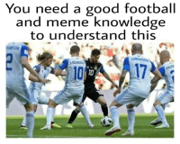 And Meme: You need a good football  and meme knowledge  to understand this  G.SIGURDSS  10  17