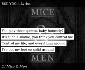 ydg of mice and men