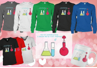 Chemist, Just Friends, and I Swear: YOU RE OVERREACTING  I SWEAR WE'RE JUST FRIENDS CHECK THIS OUT!!! Best GIFTS :D  www.teechip.com/overreacting1
