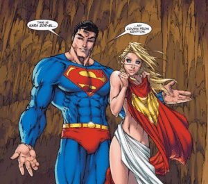 You realize how bad this looks, right Clark?: You realize how bad this looks, right Clark?