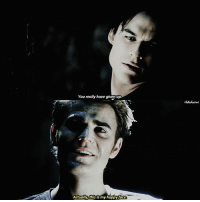 [3x08?] I live for Stefan Salvatore. —–q: Damon or Stefan?: You really have givenup  Actually this is my happy face [3x08?] I live for Stefan Salvatore. —–q: Damon or Stefan?