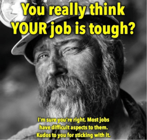 Dank, Memes, and Target: You really think  YOUR job is tough?  I'm sure you re right. Most jobs  have difficult aspects to them.  Kudos to you for sticking with it. meirl by Nordic_Wolf_1488 MORE MEMES