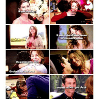 Love, Memes, and Back: you ro lucky  CTY  If you re the lucklest person  on this entire planet  the perionyou  @valemeredfthia  dedides to love ou back The greatest quote. #GreysAnatomy https://t.co/FwuLHXx1ZU