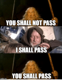 me creating a new free trial month account: YOU SHALL NOT PASS  ISHALL PASS  YOU SHALL PASS me creating a new free trial month account
