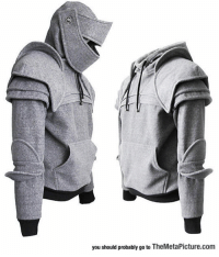 "<p><a href=""https://epicjohndoe.tumblr.com/post/170002068835/knight-sweatshirt-shut-up-and-take-my-money"" class=""tumblr_blog"">epicjohndoe</a>:</p>  <blockquote><p>Knight Sweatshirt, Shut Up And Take My Money</p></blockquote>: you should probably go to TheMetaPicture.com <p><a href=""https://epicjohndoe.tumblr.com/post/170002068835/knight-sweatshirt-shut-up-and-take-my-money"" class=""tumblr_blog"">epicjohndoe</a>:</p>  <blockquote><p>Knight Sweatshirt, Shut Up And Take My Money</p></blockquote>"