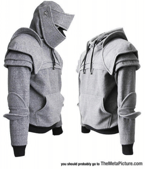 epicjohndoe:  Knight Sweatshirt, Shut Up And Take My Money: you should probably go to TheMetaPicture.com epicjohndoe:  Knight Sweatshirt, Shut Up And Take My Money