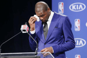 """You the real MVP.""   6 years ago today, you were crying your eyes out watching Kevin Durant's emotional MVP speech & dedication to his mom.   https://t.co/8PWeroRkxD: ""You the real MVP.""   6 years ago today, you were crying your eyes out watching Kevin Durant's emotional MVP speech & dedication to his mom.   https://t.co/8PWeroRkxD"