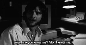 https://iglovequotes.net/: You think you know me?/ don't know me. https://iglovequotes.net/