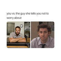 Af, Memes, and 🤖: you vs. the guy she tells you not to  worry about accurate shop ➵ theoffice.af 🎅🏻🎄❄️‬