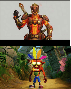You vs the guy she tells you not to worry about: You vs the guy she tells you not to worry about