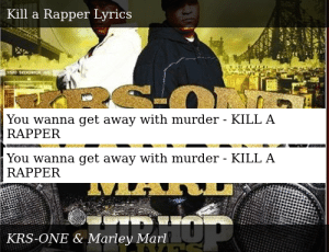 You wanna get away with murder - KILL A RAPPER You wanna get away with murder - KILL A RAPPER: You wanna get away with murder - KILL A RAPPER You wanna get away with murder - KILL A RAPPER