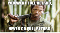 Just a friendly reminder America, because it's important you keep hearing this.: YOU WENT FULL RETARD:  NEVER GORULLRETARD.  TROLL Just a friendly reminder America, because it's important you keep hearing this.