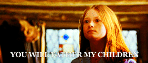 a-wild-hiddlesaurous:   Ginny Weasley is an inspiration to us all. : YOU WILL FATHER MY CHILDREN a-wild-hiddlesaurous:   Ginny Weasley is an inspiration to us all.