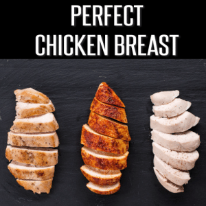 You will never cook another dry chicken breast again once you follow this pan seared technique. #chicken #chickenbreast #mealprep: You will never cook another dry chicken breast again once you follow this pan seared technique. #chicken #chickenbreast #mealprep