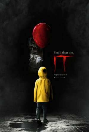 Sep, Great, and Too: You'll float too.  Sep  tember 8 IT LOOKS GREAT!