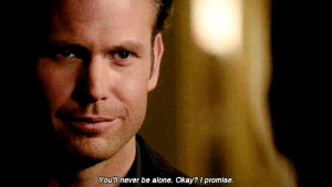 Being Alone, Okay, and Never: You'll never be alone. Okay? I promise. https://iglovequotes.net/