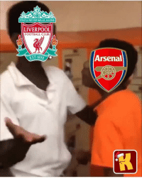 Being Alone, Arsenal, and Club: YOU'LL NEVER WALK ALONE  LIVERPOOL  FOOTBALL CLUB  2  EST-1892-  Arsenal Incase you missed the match, here are the highlights 🤣🤣tag an arsenal fan🌚 . KraksTV Liverpool Arsenal