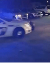 Young black man gets guns pulled on him by police but watch what happens next... what are your thoughts? 😱: Young black man gets guns pulled on him by police but watch what happens next... what are your thoughts? 😱