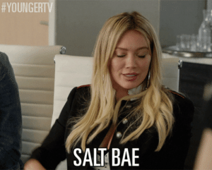 Salt bae meme GIFs - Get the best GIF on GIPHY:  #YOUNGERTV  SALT BAE Salt bae meme GIFs - Get the best GIF on GIPHY
