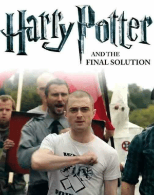 Your a nazi Harry: Your a nazi Harry