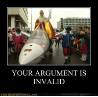 very demotivational: YOUR ARGUMENT IS  INVALID  VERY DEMOTIVATIONAL .com